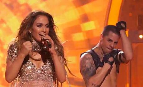 Casper Smart: Dating Jennifer Lopez?!?