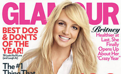 Britney Spears: Glamour Girl