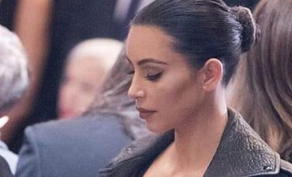 North West Painted a Birkin Bag For Kim Kardashian's Birthday