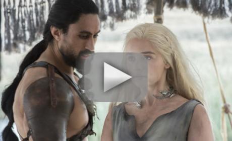 Game of Thrones Season 6 Episode 1 Recap: Fallen Snow