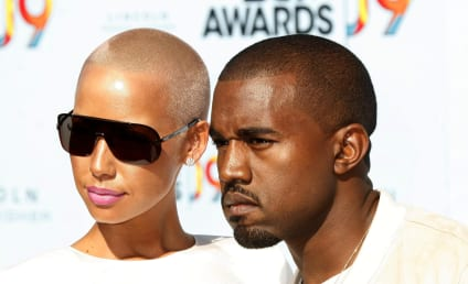 Amber Rose Slams Kanye West: I Just Don't Like the Guy!