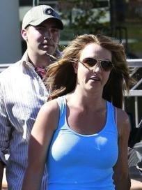 David Lucado, Britney Spears