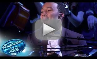 John Legend and Malaya Watson Duet