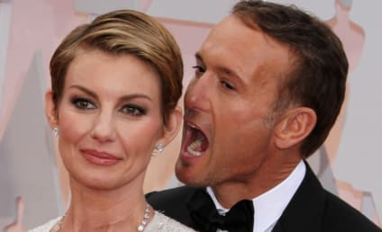 Faith Hill and Tim McGraw Rock Red Carpet PDA, Look Like Newlyweds at Oscars