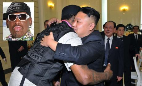 Dennis Rodman: North Korea Return Trip on Tap August 1!