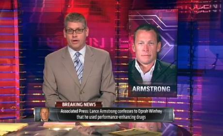 Lance Armstrong Admits to Drug Use: Report