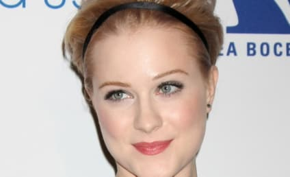 Evan Rachel Wood: Engaged to Jamie Bell?