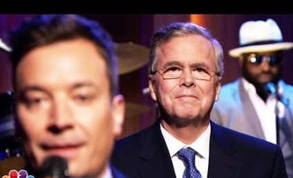 Jimmy Fallon and Jeb Bush Slow Jam the News
