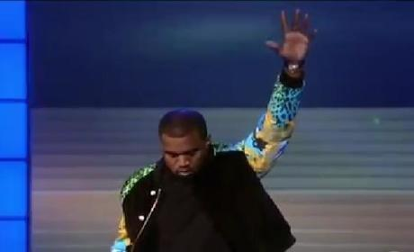 Kanye West and Jay-Z Rock the Victoria's Secret Fashion Show
