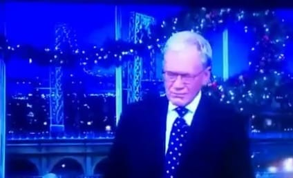 David Letterman on Newtown Tragedy: It Makes Me So Sad