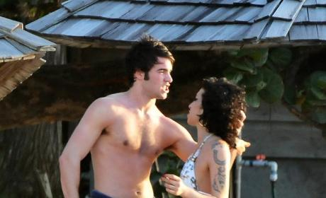 Amy Winehouse, Boyfriend