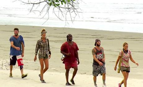 Survivor Final 5