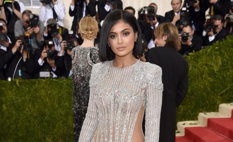 Kylie Jenner: 2016 Costume Institute Gala