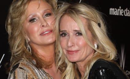 Kathy Hilton on Kim Richards: Doing Well!
