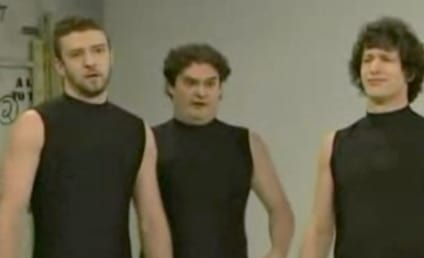 Saturday Night Live Clip: Justin Timberlake Truly Brings Sexy Back
