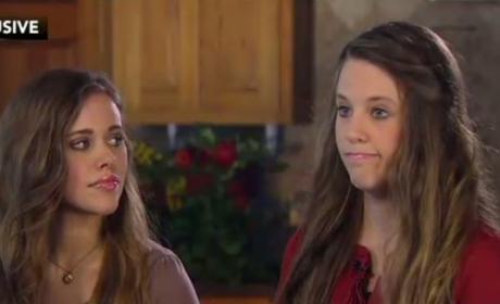 TLC Reveals Date for Sex Abuse Film Featuring Jill & Jessa Duggar