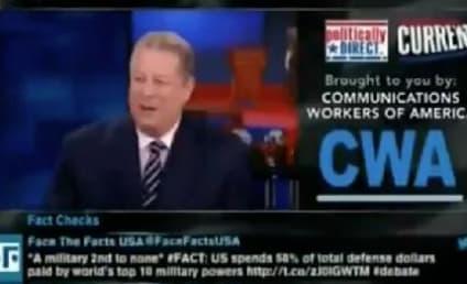 Al Gore Blames Altitude For Obama Debate Flop