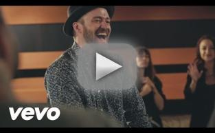 "Justin Timberlake Releases New Song ""Can't Stop The Feeling"""