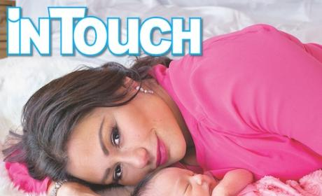 JWoww Debuts Baby Meilani: First Photos!