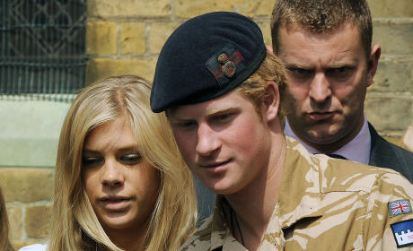 Prince Harry and Chelsy Davy: It's Over