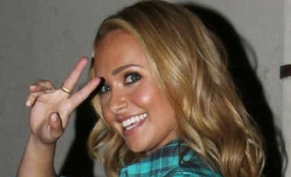 Hayden Panettiere: A Cutie Even at the Gym