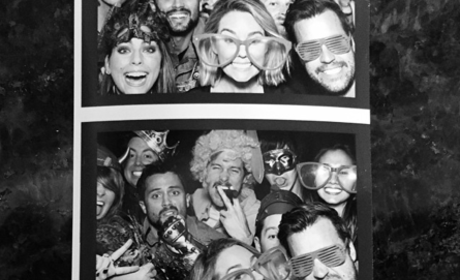 Stephen Colletti, Lauren Conrad & William Tell Party at Laguna Beach H.S. Reunion: See the Pic!
