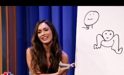 Megan Fox and Nick Cannon Play Jimmy Fallon and Wiz Khalifa in Pictionary: Who Won?!?