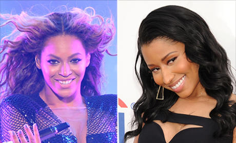 "Beyonce feat. Nicki Minaj - ""Flawless"""