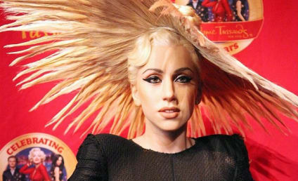 Lady Gaga Wax Figures: Revealed!