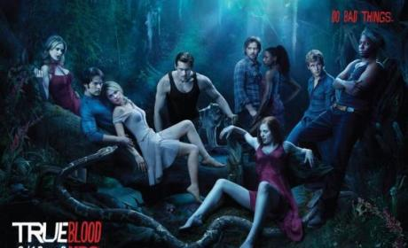 True Blood Cast Photo: Do Bad Things