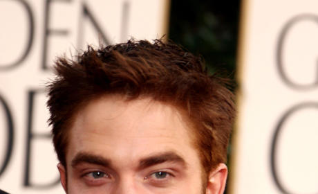 Celebrity Hair Affair: Robert Pattinson Goes Red
