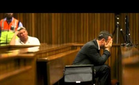Oscar Pistorius Vomits in Court; Reeva Steenkamp Injury Description Makes Killer Sick