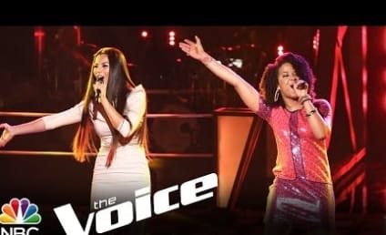 The Voice Results: Top 20 Revealed!
