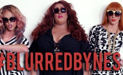 Blurred Bynes: Drag Queens Cover Robin Thicke, Call Out Amanda