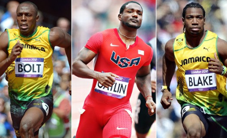 Usain Bolt vs. The Field: Who Won the 100 Meters?