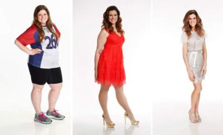 Rachel Frederickson: The Biggest Loser Winner Before & After