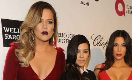 Keeping Up With the Kardashians Stars: Catch the Thief or WE WALK!