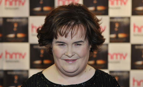 """Susan Boyle: Looking to Settle Down, Find a """"Good Man"""""""