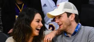 Mila Kunis and Ashton Kutcher: MARRIED!