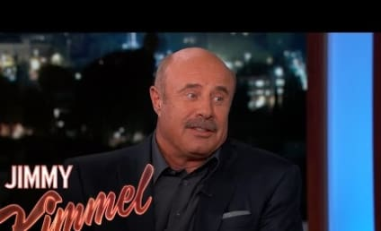 Dr. Phil on Bruce Jenner Sex Change: He's Too Old!