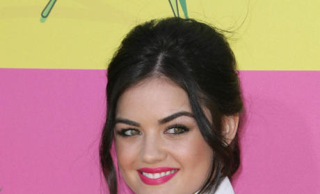 Happy 24th Birthday, Lucy Hale!