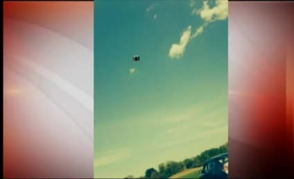 Bounce House Flies Away From Kids' Birthday Party; Two Boys Seriously Injuried