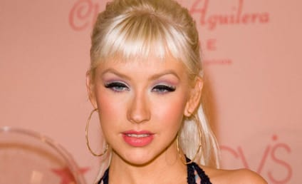 Christina Laments Lonely Wedding; Gives Props to Madonna