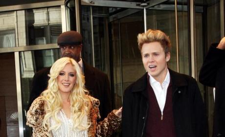 Heidi Montag & Spencer Pratt: America's Least Wanted