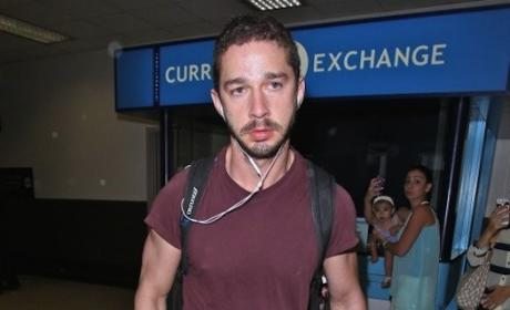 Shia LaBeouf Arrested for Disorderly Conduct in New York City