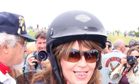 Sarah Palin: Not Afraid of Jon Stewart!