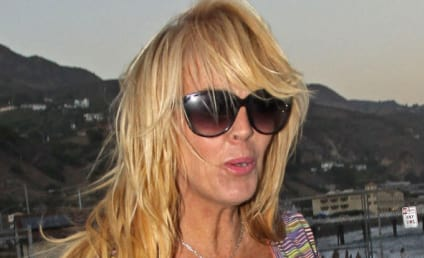 Dina Lohan Accused of Stiffing Charity Out of $4,000