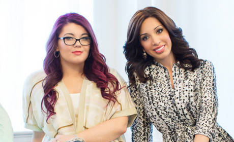 Amber Portwood: Farrah Abraham is NOT a Hoebag!