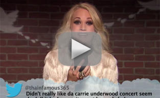 Country Music Stars Read Mean Tweets About Themselves