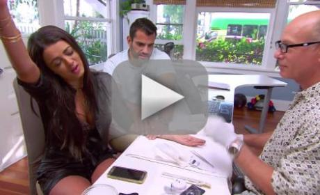 Shahs of Sunset Season 5 Episode 3 Recap: Oh Vey, MJ!